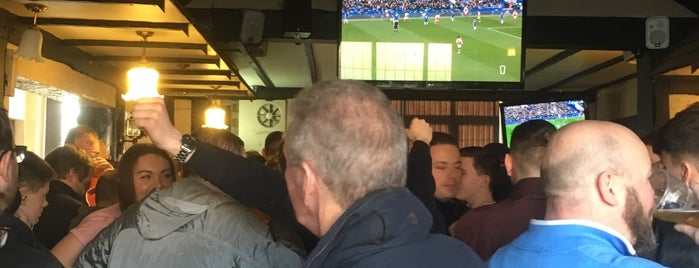 Royal Oak is one of Fulham Away Match Pubs.
