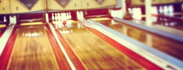 Ranham Bowling Center is one of City Pages Best of Twin Cities: 2014.