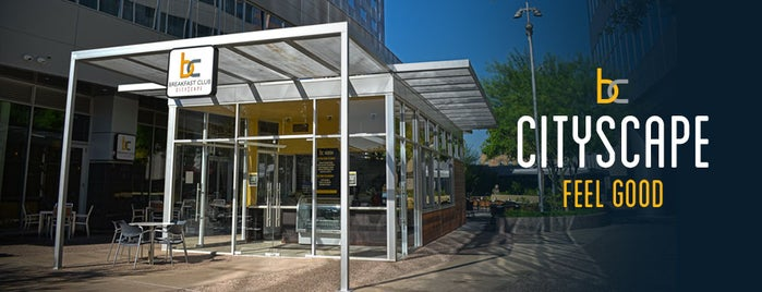 Breakfast Club is one of The 15 Best Places for Breakfast Food in Phoenix.