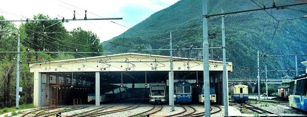 Stazione Domodossola is one of Bahnhöfe.