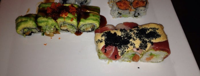 Sumou Japanese Restaurant is one of Long Island.