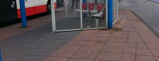 Busstation Verdilaan is one of My favorits <3.