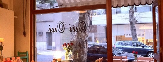 Oui Oui is one of Restaurants en Buenos Aires.
