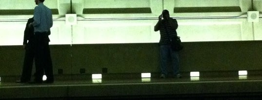 Smithsonian Metro Station is one of WMATA Train Stations.