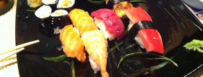 Manzoku is one of 20 favorite restaurants.
