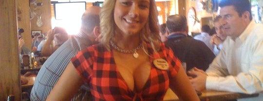 Twin Peaks Restaurant is one of Dallas Restaurants List#1.