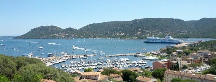 Porto-Vecchio / Purtivechju is one of 09:00 AM on May 29, 2013  |  Orange France Badge.