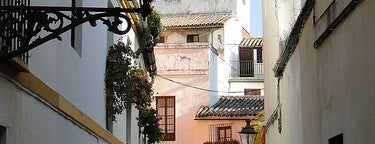 Santa Cruz Neighborhood is one of sevilla ole ole y ole.