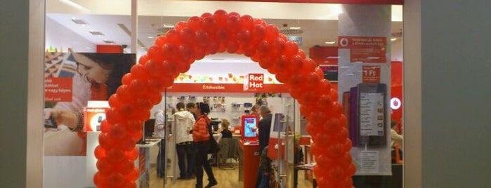 Vodafone is one of KÖKI Terminál.