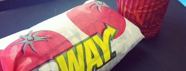 SUBWAY is one of Favorite Place Around SS15.