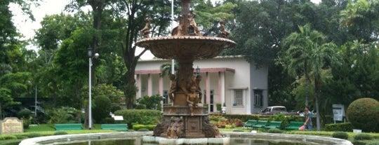 Saranrom Park is one of Around Bangkok | ตะลอนทัวร์รอบกรุงฯ.