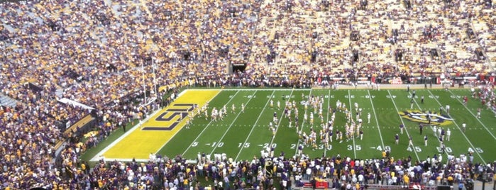 Tiger Stadium is one of Great Sport Locations Across United States.