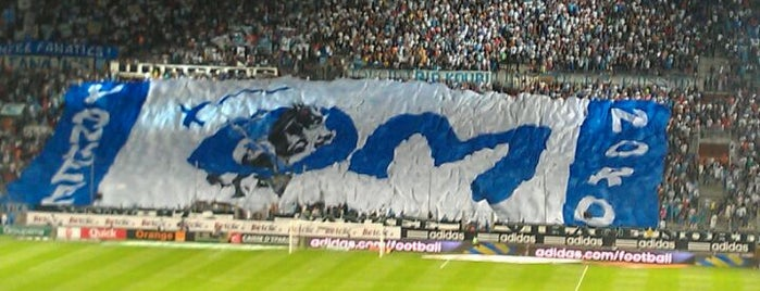 Stade Vélodrome is one of UEFA European Championship finals.