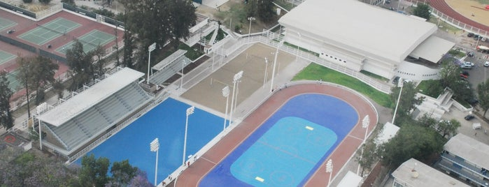Patinódromo Panamericano is one of Instalaciones / Venues.