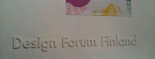 Design Forum Shop is one of #myhints4Helsinki.