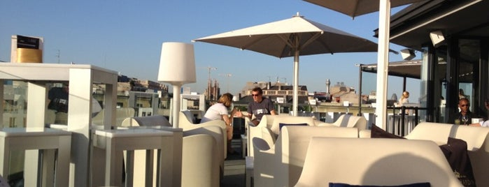 Alaire Terrace Bar is one of Terrazas Barcelona.