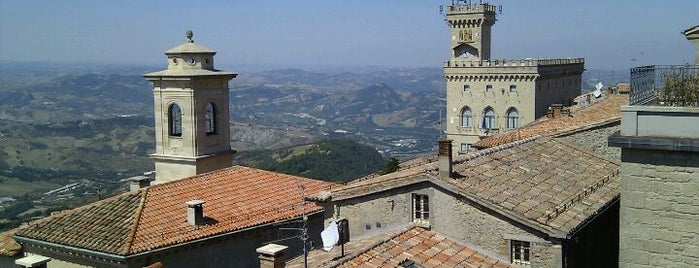 Republic of San Marino is one of Capitals of Europe.
