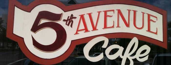 5th Avenue Cafe is one of The 15 Best Inexpensive Places in Phoenix.