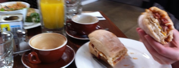 Lux Foundry is one of 11 must-visit cafés in Brunswick.