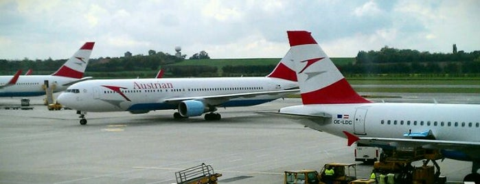 Viyana Uluslararası Havalimanı (VIE) is one of Airports in Europe, Africa and Middle East.