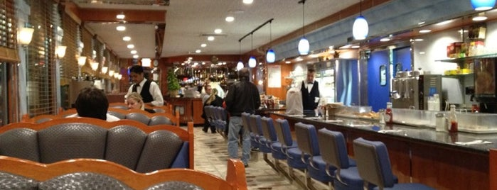 Neptune Diner is one of Astoria-Astoria!.