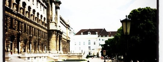 Burggarten is one of Vienna, Austria - The heart of Europe - #4sqCities.