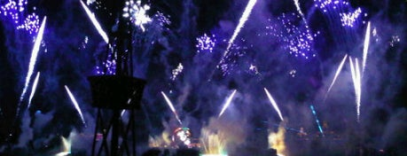 IllumiNations: Reflections of Earth is one of Walt Disney World - Epcot.
