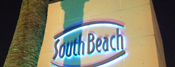 South Beach is one of Must-visit Nightlife Spots in Houston.
