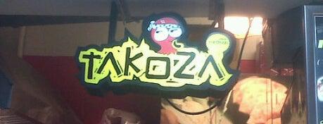 Takoza is one of Enjoy eating ;).