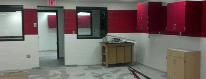 Athletic Training Room is one of Wittenberg Athletics Facilities.