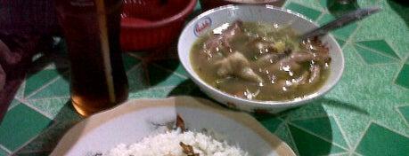 Soto Ceker Pasar Kuta is one of Tempat Makan Maknyus - BALI.