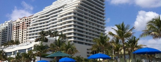 The Ritz-Carlton, Fort Lauderdale is one of Foursquare Concierge Videos.