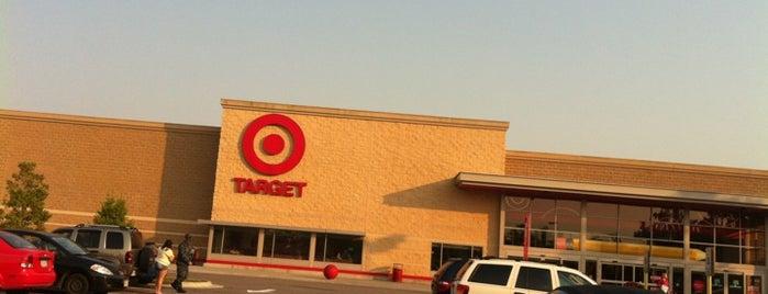 Target is one of Virginia/Washington D.C..