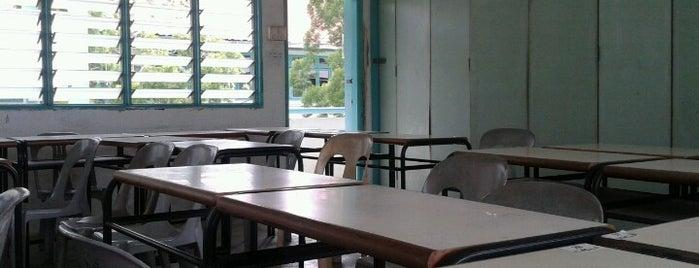 Kolej Profesional Mara Beranang is one of Learning Centers,MY #5.