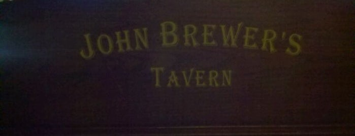 John Brewer's Tavern is one of Kids Eat Free.