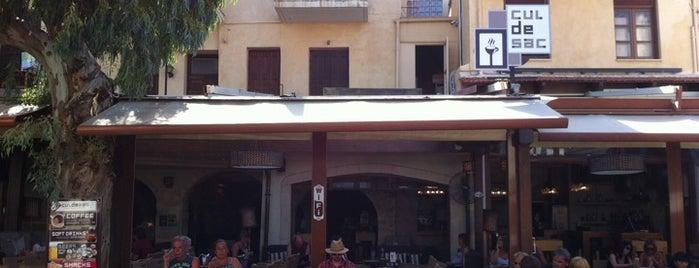 Cul De Sac is one of Bars.