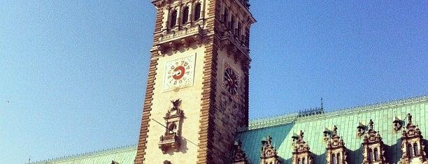 Rathausmarkt is one of Mein Deutschland.