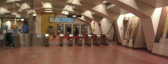 24th St. Mission BART Station is one of To Do in....