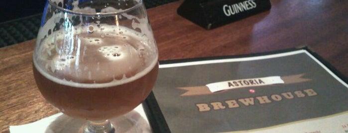 Astoria Brewhouse is one of Astoria-Astoria!.