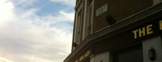 Rosemary Branch Theatre and Pub is one of 1000 Things To Do In London (pt 2).