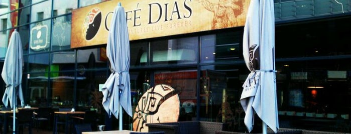 Café Dias is one of Free WiFi.