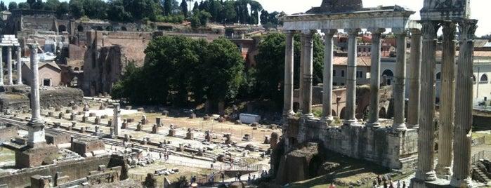 Roman Forum is one of Unsere TOP Empfehlungen für Rom.