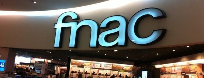 Fnac is one of Sítios que valem a pena ir no Grande Porto.