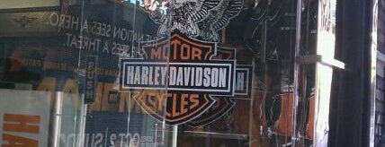 """Harley-Davidson of NYC is one of """"Be Robin Hood #121212 Concert"""" @ New York!."""