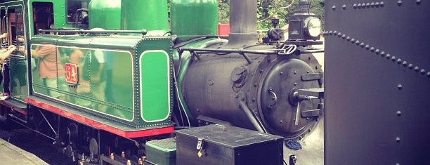 Belgrave Puffing Billy Station is one of Great Family Holiday Attractions Around Australia.