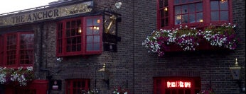 The Anchor is one of London as a local.