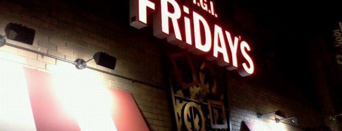 TGI Fridays is one of Favorite Restaurant In NYC.