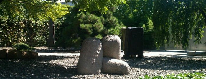 The Noguchi Museum is one of museums NYC.