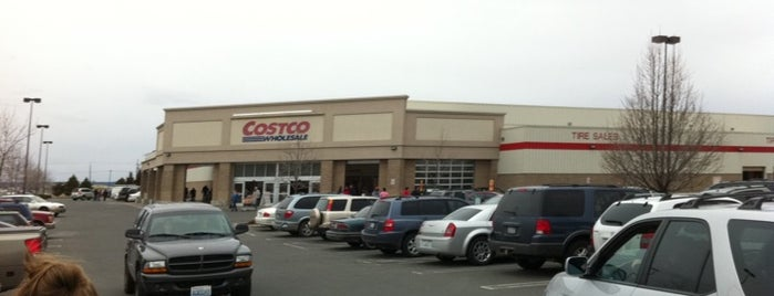 Costco Wholesale is one of Visited Here.