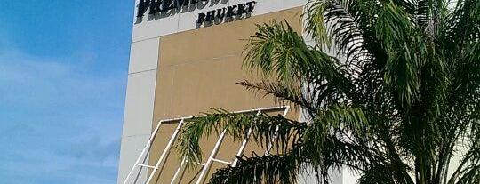 Premium Outlet Phuket is one of Phuket.